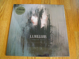 A.A. Williams - Forever Blue - New Silver LP