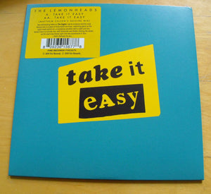 "The Lemonheads - Take It Easy - New 7"" Single"