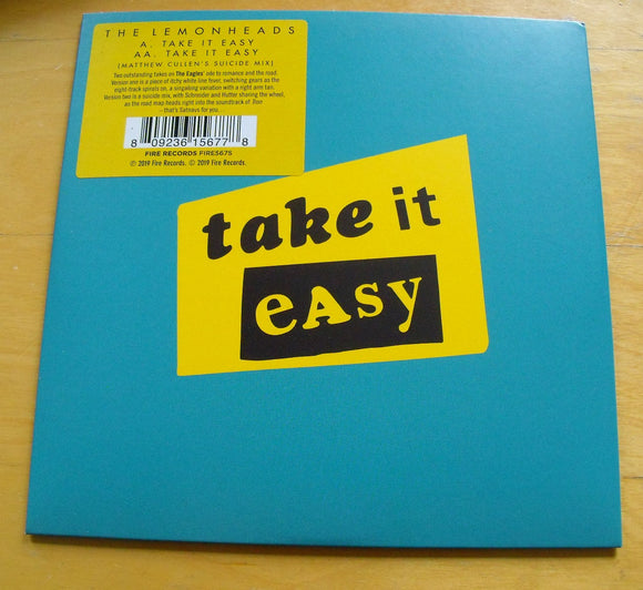 The Lemonheads - Take It Easy - New 7