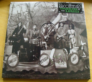 The Raconteurs - Consolers of The Lonely - New 2LP
