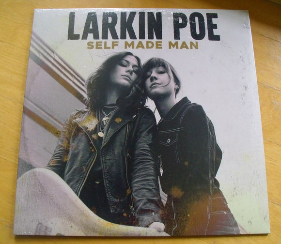 Larkin Poe - Self Made Man - New Coloured LP