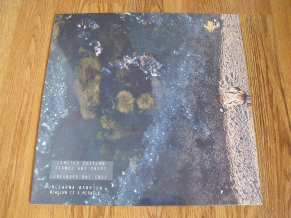 Julianna Barwick - Healing Is A Miracle - New Ltd LP with Signed Art Print
