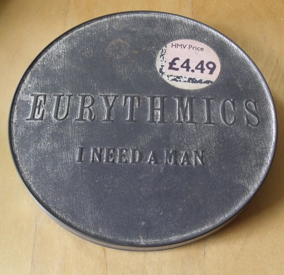 Eurythmics - I Need A Man - Used Numbered CD Maxi Single