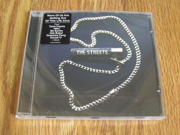The Streets - None Of Us Are Getting Out Of This Life Alive - New CD