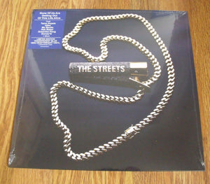 The Streets - None Of Us Are Getting out Of This Life Alive - New Ltd Blue LP