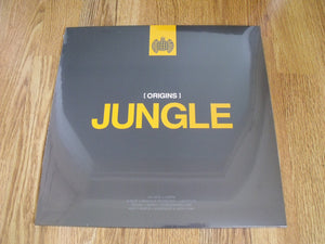 Various - Origins of Jungle - New 2LP