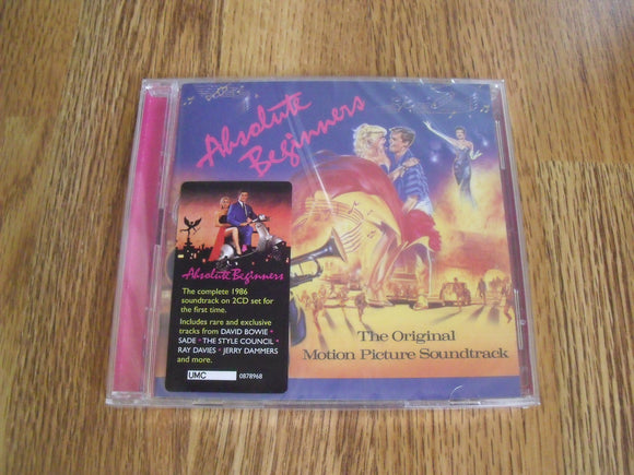 Absolute Beginners - The Original Soundtrack - New 2CD