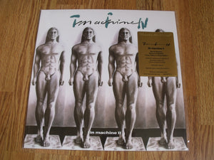 Tin Machine - Tin Machine II - New Ltd Silver LP