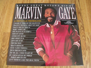 Marvin Gaye - Every Great Motown Hit - New LP