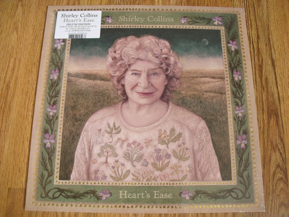 Shirley Collins - Heart's Ease - New Deluxe Edition LP