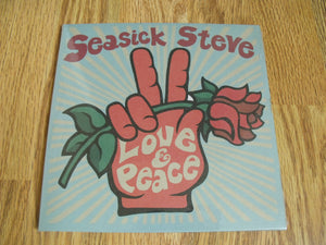 "Seasick Steve - Travelin' Man - Ltd 7"" Single"