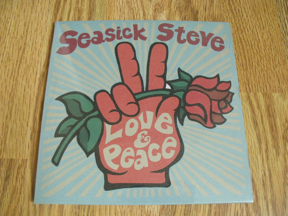 Seasick Steve - Travelin' Man - Ltd 7