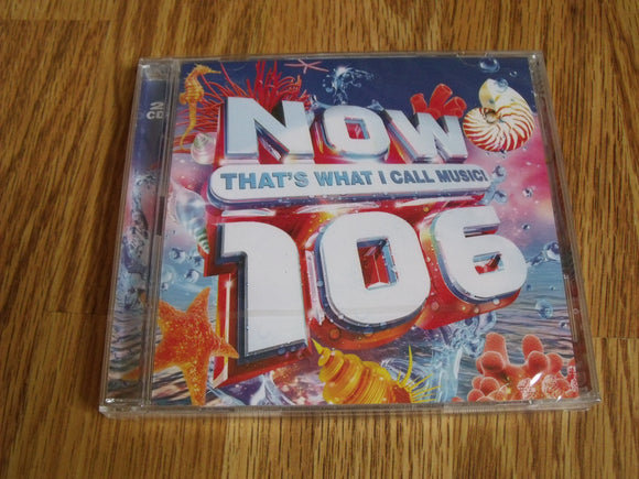 Various - Now 106 - New 2CD