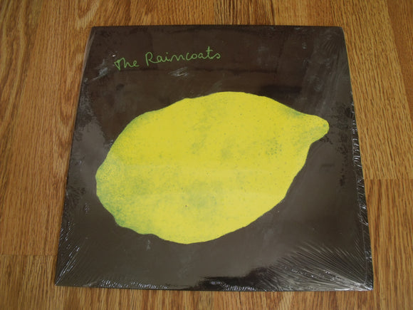 The Raincoats - Extended Play - New EP