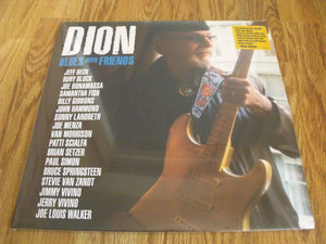 Dion - Blues With Friends - New LP