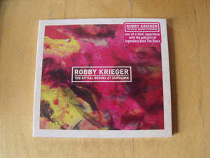 Robby Krieger - The Ritual Begins At Sundown -  New CD
