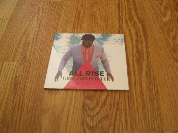 Gregory Porter - All Rise - New CD