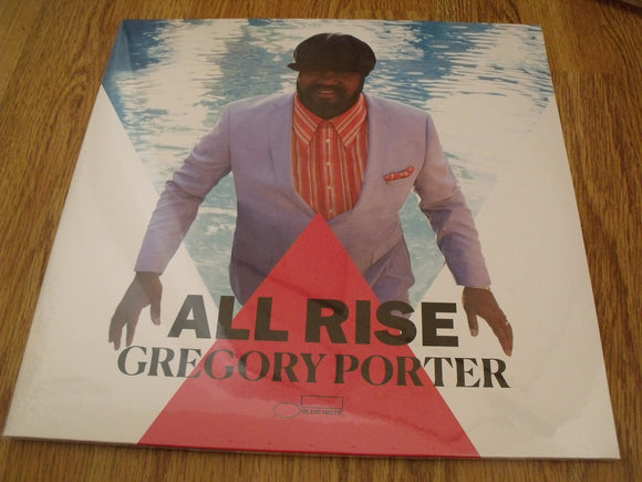 Gregory Porter - All Rise - New 2LP