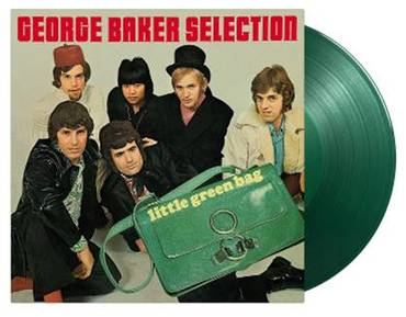 Geroge Baker Selection - Little Green Bag - New Green LP - RSD Black Friday