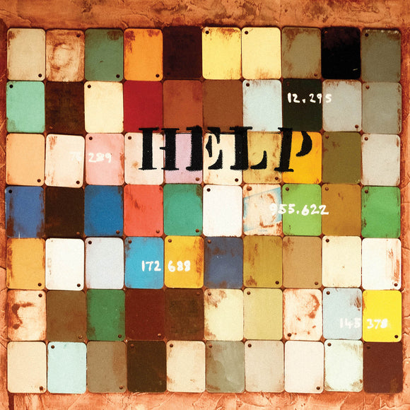 VARIOUS ARTISTS - HELP 25th Anniversary Edition - New 2LP