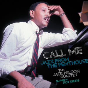 Jack Wilson Quartet feat. Roy Ayers - Call Me Jazz From The Penthouse - New 2LP RSD20