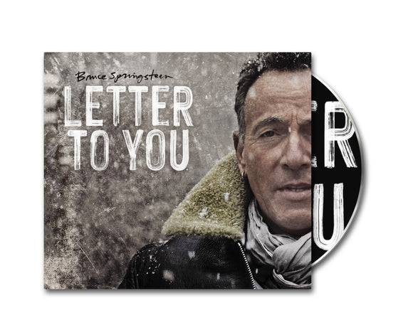 Bruce Springsteen - Letter To You - New CD