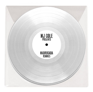 "MJ Cole - Madrugada Remixes - New 12"" - RSD20"