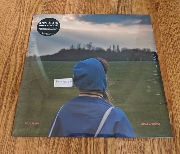 Rozi Plain - What A Boost - New LP