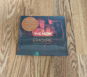 Erasure - The Neon - New CD