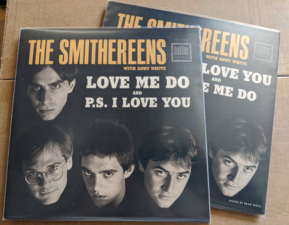 The Smithereens - Love Me Do / P.S I Love You - New 7