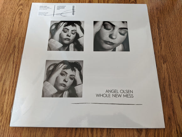 Angel Olsen - whole New Mess - New Ltd Clear Smoke LP