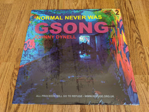 Crass - Normal Never Was II - New Ltd Blue 12""
