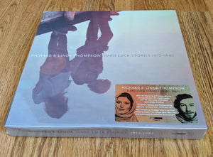 Richard & Linda Thompson - Hard Luck Stories (1972-1982) - New 8CD Box Set