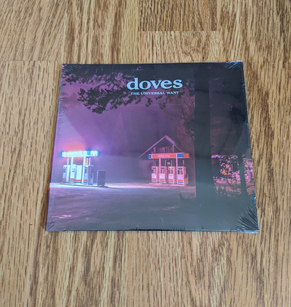 Doves - The Universal Want - New CD