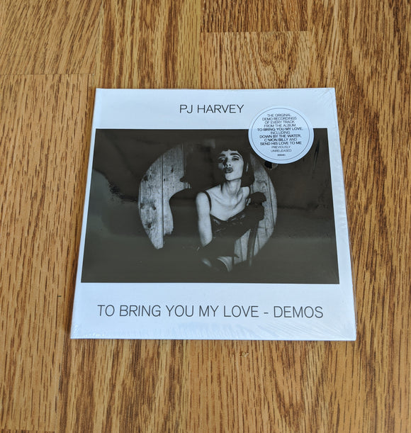 P J Harvey - To Bring You My Love - Demos - New CD