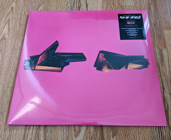 Run The Jewels - 4 - New Magenta LP