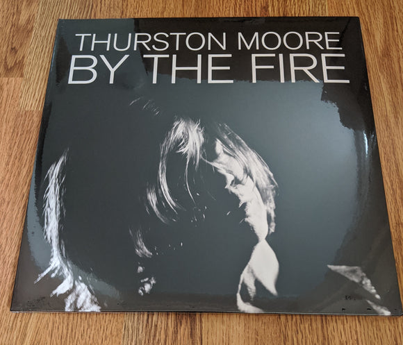 Thurston Moore - By The Fire - New Transparent Orange 2LP