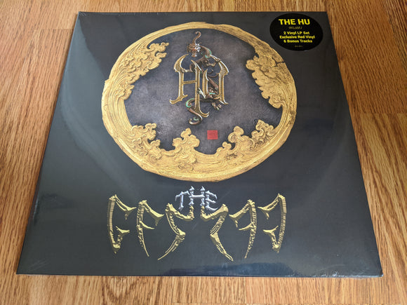 The Hu - The Gereg - New Red 2LP