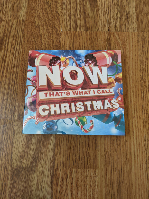 Various - Now That's What I Call Christmas - New 3CD