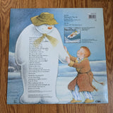 "The Snowman -  Walking In The Air - Advent Calendar - Used 12"" Single - VG+"