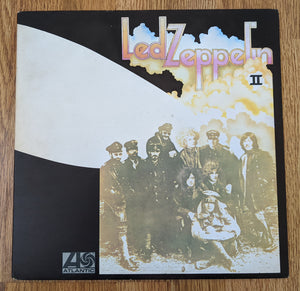 Led Zeppelin - Led Zeppelin II - Used LP - VG+