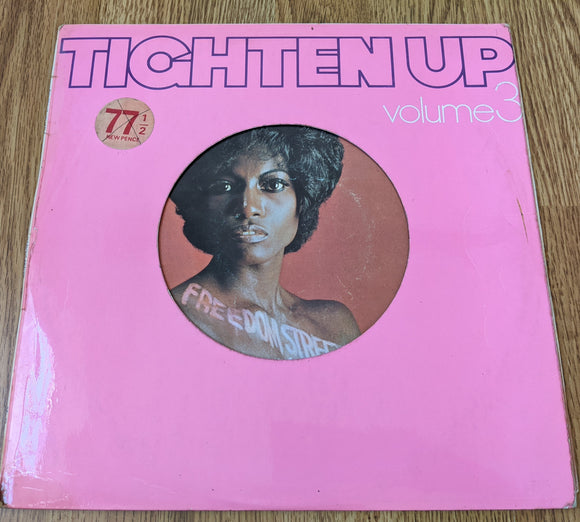 Various - Tighten Up Volume 3 - Used LP - VG+