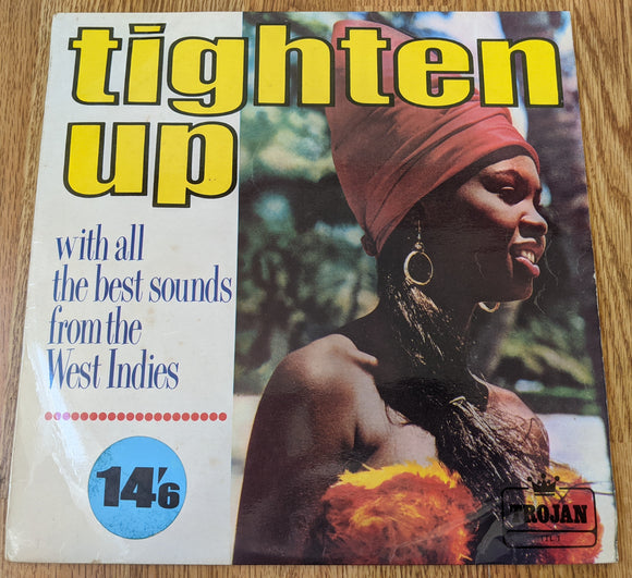 Various - Tighten Up - Used LP - VG+
