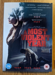 A Most Violent Year - Used DVD