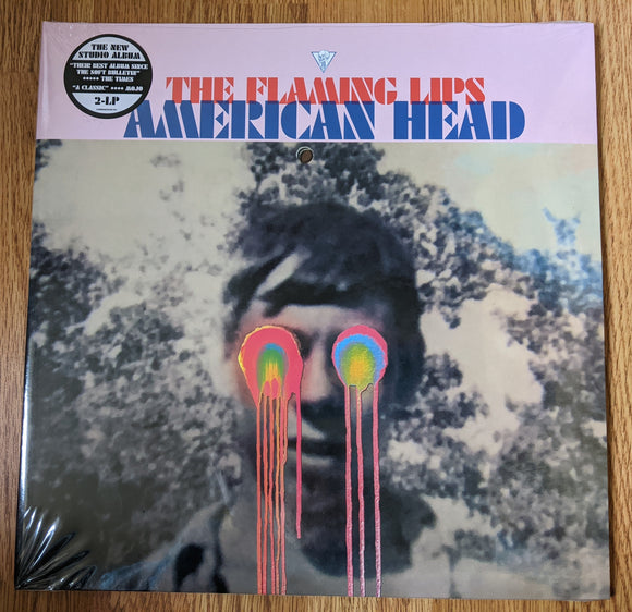 The Flaming Lips - American Head - New 2LP
