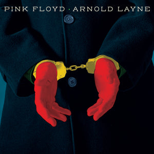 "Pink Floyd - Arnold Layne (Live at Syd Barrett Tribute, 2007) - New Black vinyl 7"" one side etched - RSD20"