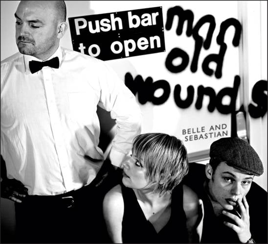 Belle & Sebastian - Push Barman To Open Old Wounds - New Clear 3LP