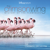 Cinematic Orchestra with the London Metropolitan Orchestra, The - The Crimson Wing - Mystery of The Flamingoes - Coloured Vinyl - New 2LP Pink Vinyl - RSD20