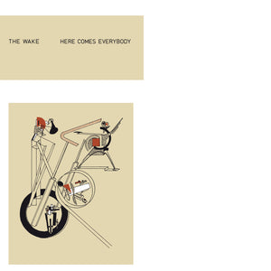 "The Wake - Here Comes Everybody - New LP + 7"" RSD20"