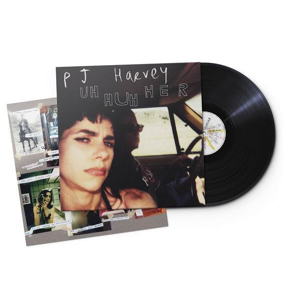 PJ Harvey - Uh Huh Her - New LP reissue
